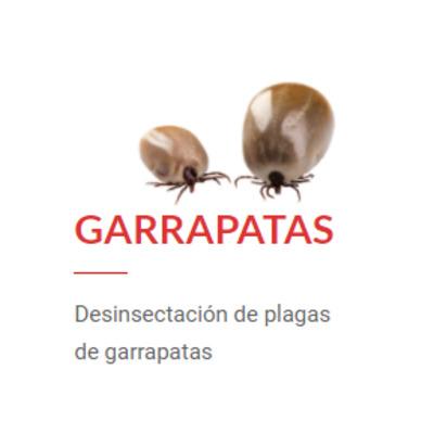 Desinsectación de Garrapatas