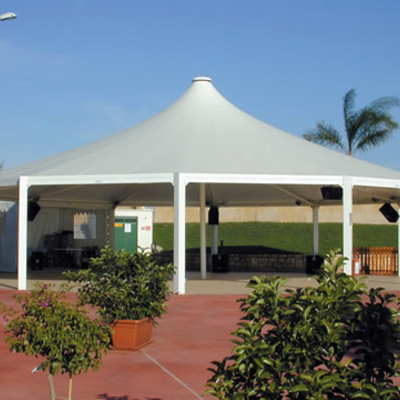 carpa decagonal