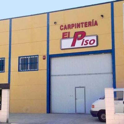 """""""CARPINTERÍA EL PISO"""","""