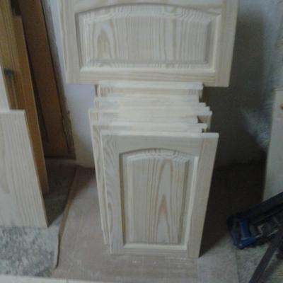 Carpinteria puertas de cocina.