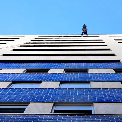 Inspección de fachadas