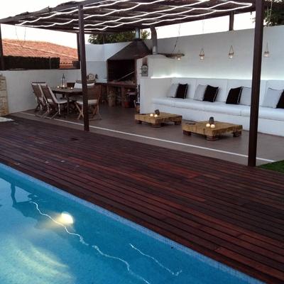 Casa 34. Outdoor space