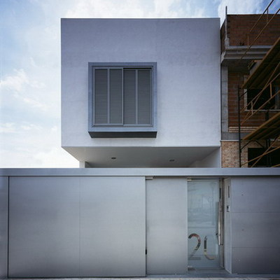 Casa Alargada 02