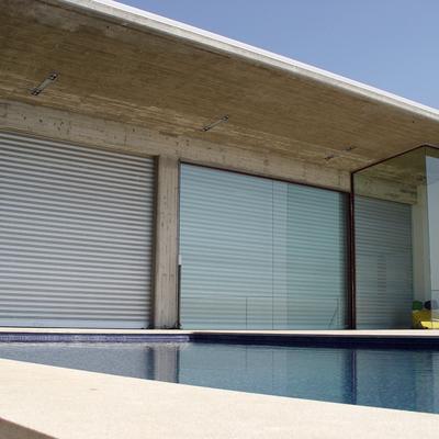 Casa con Persiana Microbaix