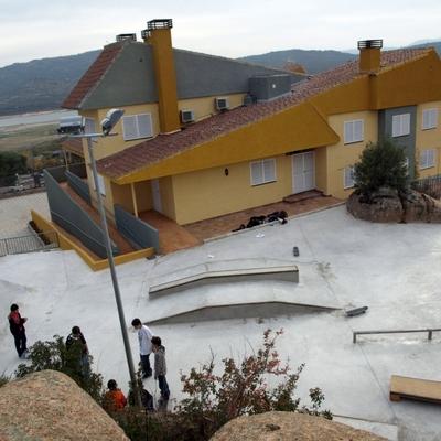 Casa de la juventud, Manzanares el Real