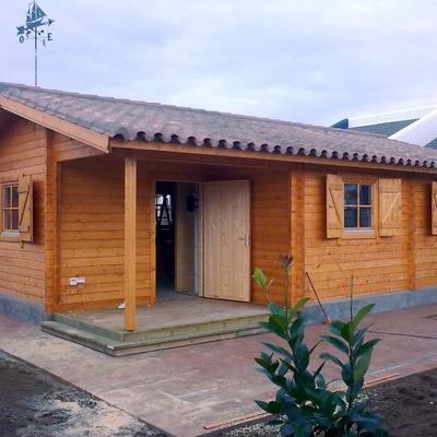 Casa de madera en El Puerto de Santa María