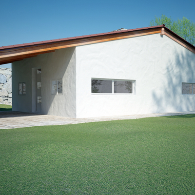 Casa de Madera en Extremadura II