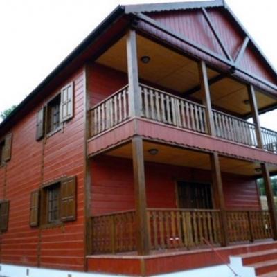 Casa de madera en Tarragona