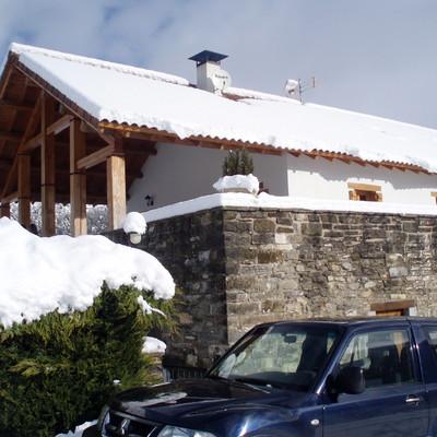 Casa en Loizu ( Navarra )