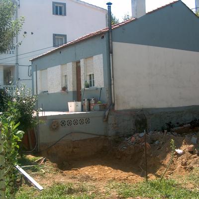 Casa en Sta Cristina sin rehabilitar