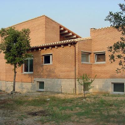 Casa JIM a Porqueres (Girona)