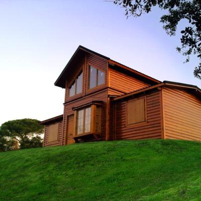 Casa Madera Basic 72+25