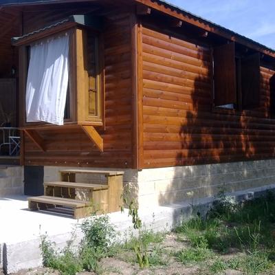 Casa Madera Basic50