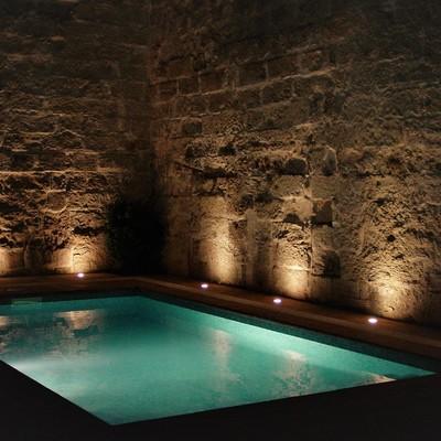 Piscina a Es Castell (Menorca)
