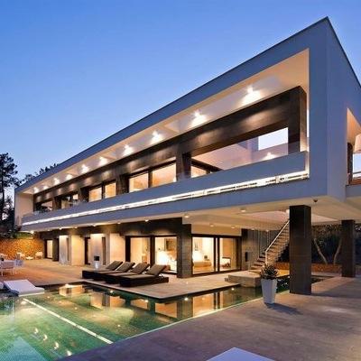 casa modular luxury