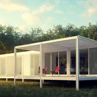 Tu casa modular prefabricada granada for Casas modernas granada