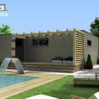 Casa Natura Blu 75