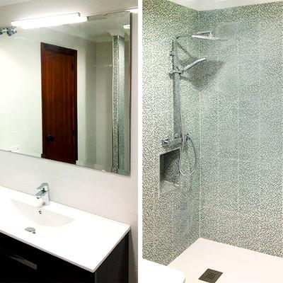 Casa particular, reforma de baño