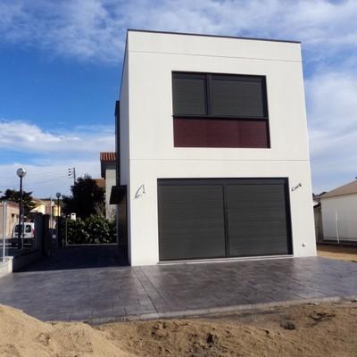 Casa prefabricada MO minimalista