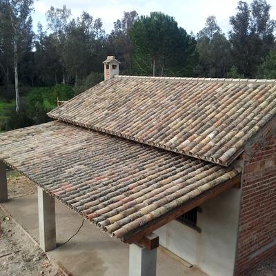casa rural en el rocio
