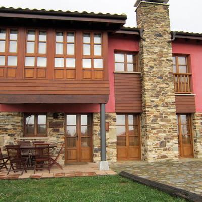 casa rural en Somado-Pravia