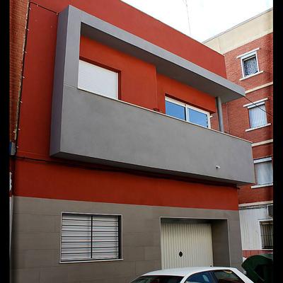 Casa Sonia. Puerto de Sagunto. DAU arquitectos.