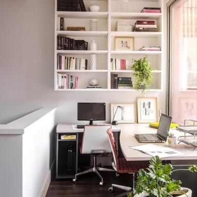Estudios con tres ambientes