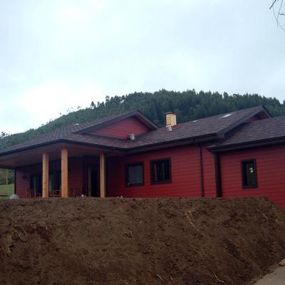 casas de madera reformas en general