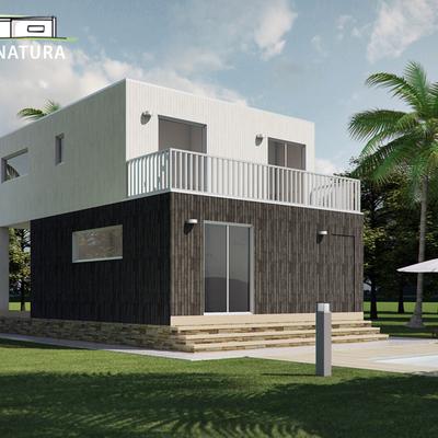 Casas Natura Blu 124