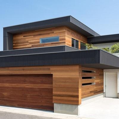 Casas prefabricadas de madera de diseño