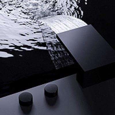 cascada bañera