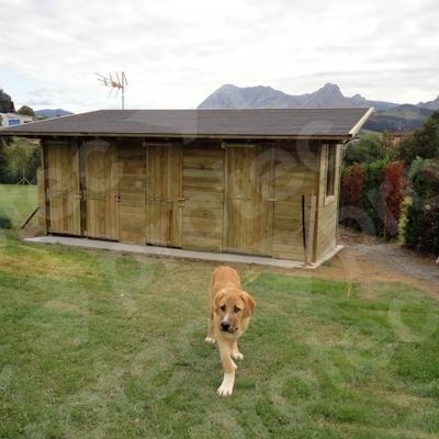 Casetas a medida para perros