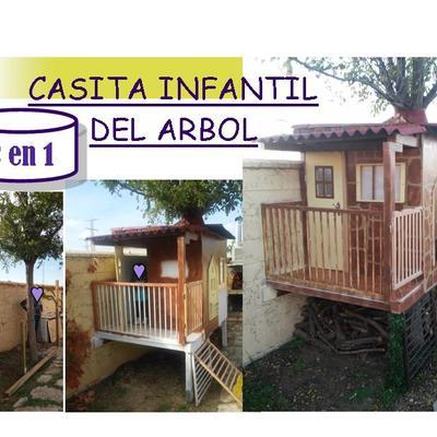CASITA INFANTIL DE JUEGOS