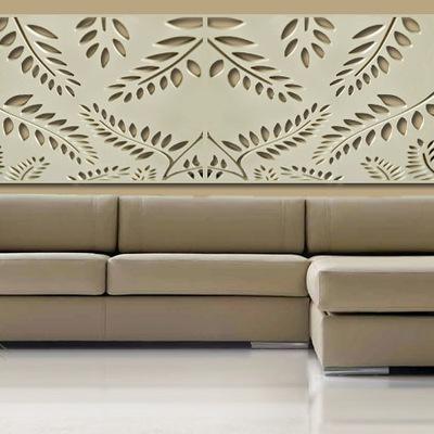 Celosia decorativa en salón