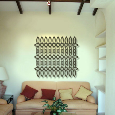 Celosía decorativa