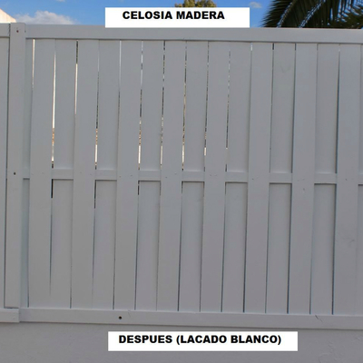CELOSIA MADERA