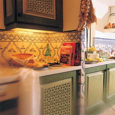Celosía muebles de cocina
