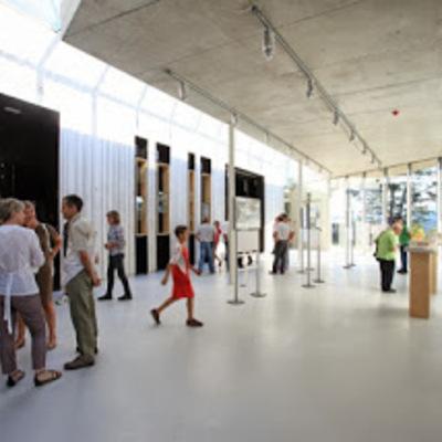 Centre interpretació i restaurant a Zumarraga, Guipuzcoa