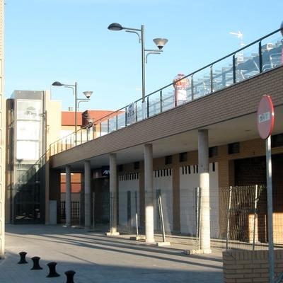 Centro comercial en Seseña
