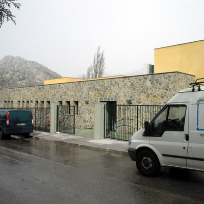 Centro de dia, Manzanares el Real