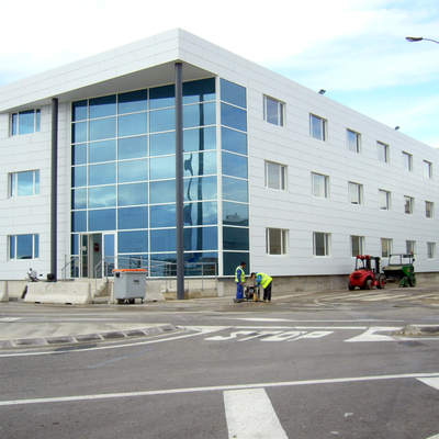 Centro de Inspeccion de Mercancias Puerto de Alicante-1
