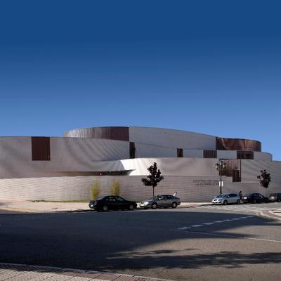 Centro de Salud de La Corredoria en Oviedo