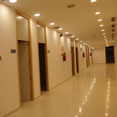 Centro de Salud de Mocejón (Toledo)
