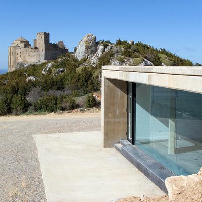 Centro de visitantes del Castillo de Loarre