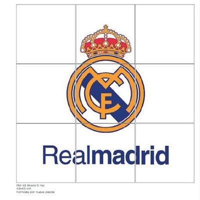 Cerámica Real Madrid
