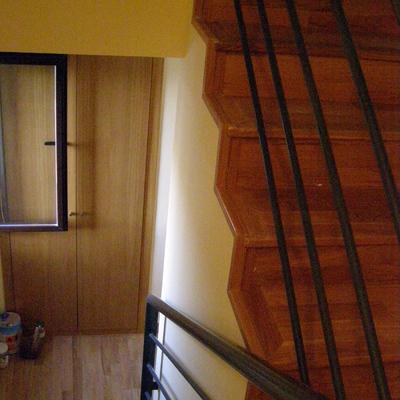 Ceramiento en escalera de chalet