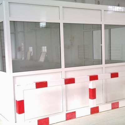 Cerramiento Aluminio y Vidrio, fase 3 final