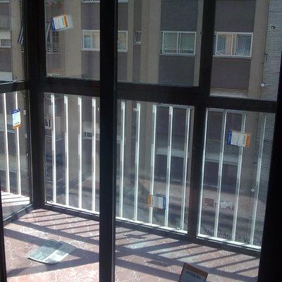 cerramiento balcon con climalit