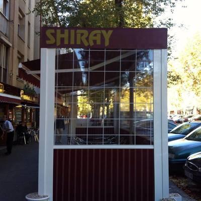Cerramiento de Restaurante