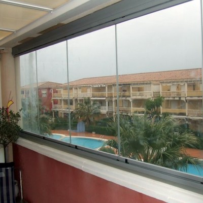 cerramiento terraza tipo cortina